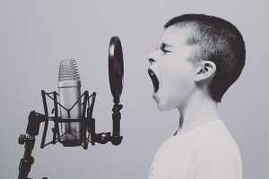 Sing Your Heart Out: Reducing Stress in Teens in a Creative Way microphone 1209816 640