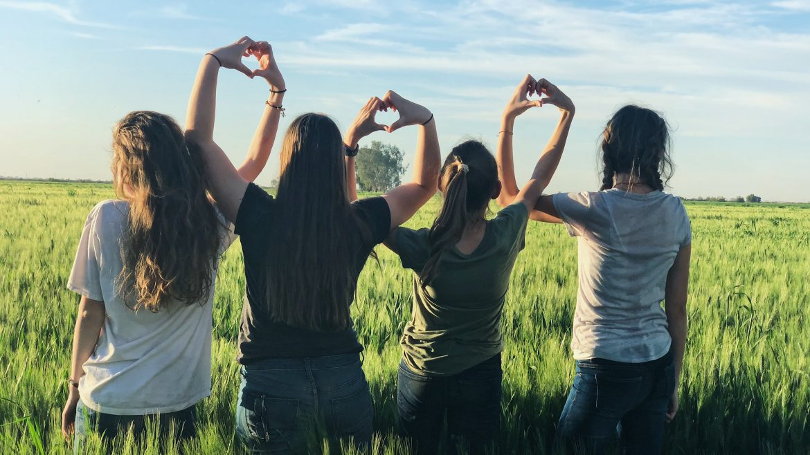 group therapy for girls